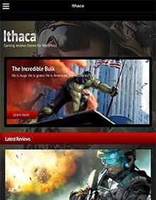 Ithaca large tablet screenshot