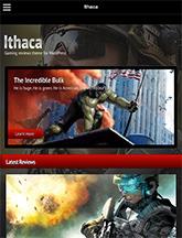 Ithaca small tablet screenshot