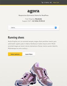 Agora large tablet screenshot
