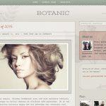 How to set up and use Botanic theme