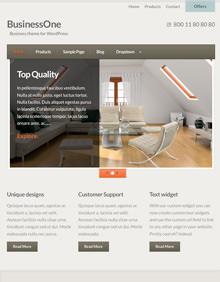 BusinessOne large tablet screenshot