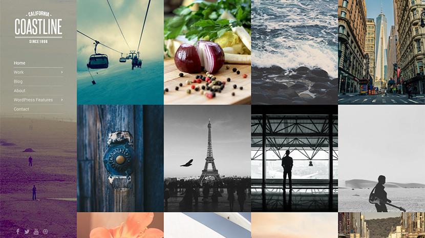 Coastline desktop screenshot