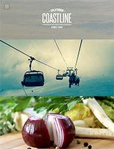 Coastline small tablet screenshot
