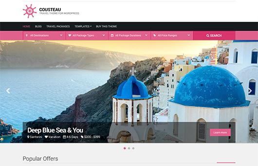 Cousteau laptop screenshot