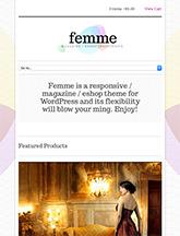 Femme small tablet screenshot