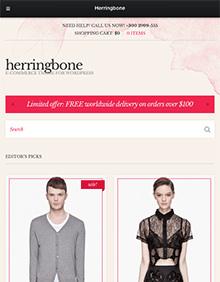 Herringbone large tablet screenshot