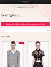 Herringbone small tablet screenshot