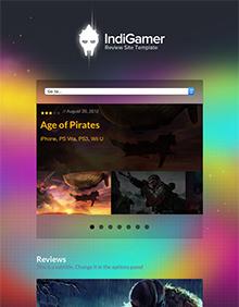IndiGamer large tablet screenshot