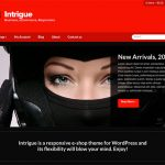 How to set up and use Intrigue theme