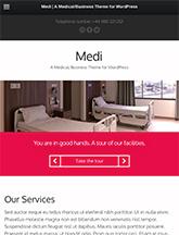 Medi small tablet screenshot