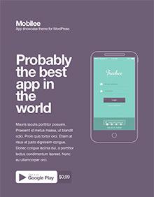 Mobilee large tablet screenshot