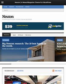 Neuton large tablet screenshot