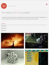 Nico small tablet screenshot