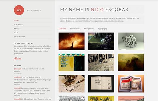Nico laptop screenshot