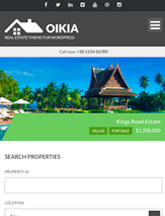 Oikia small tablet screenshot