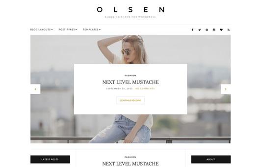 Olsen laptop screenshot