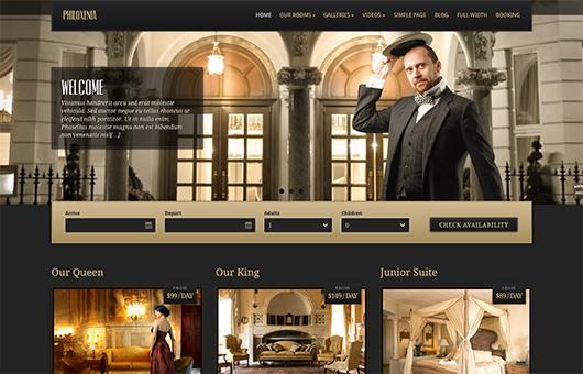 Philoxenia laptop screenshot