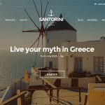 How to set up and use Santorini Resort theme