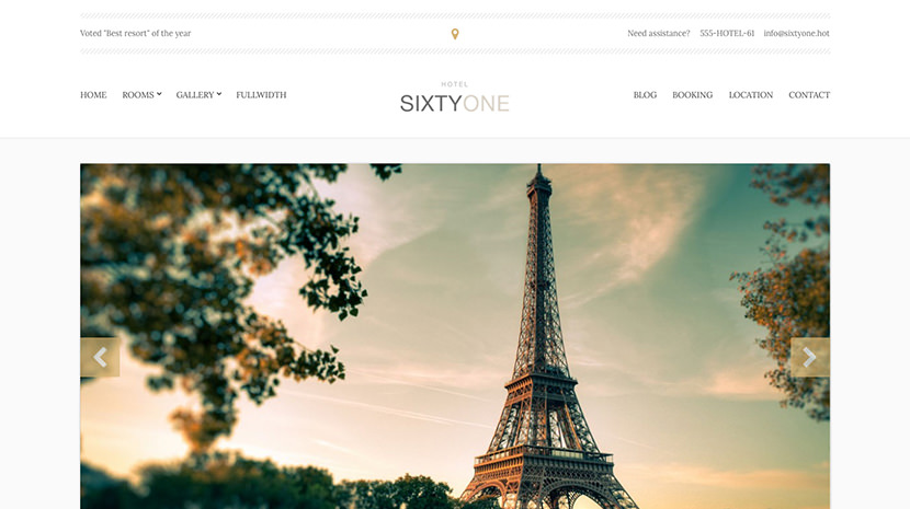 SixtyOne desktop screenshot