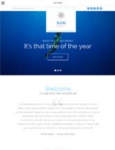 Sun Resort small tablet screenshot