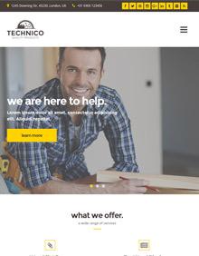 Technico large tablet screenshot