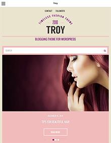 Troy large tablet screenshot