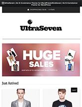 UltraSeven small tablet screenshot