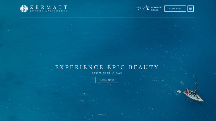 Zermatt desktop screenshot