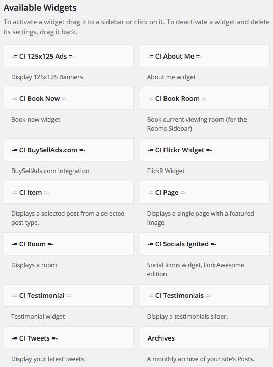 aegean-widgets