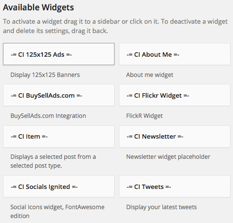 businesstwo-widgets