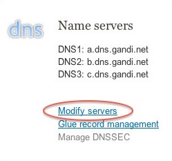 gandi-modify-servers