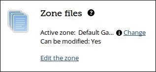 gandi-zone-files