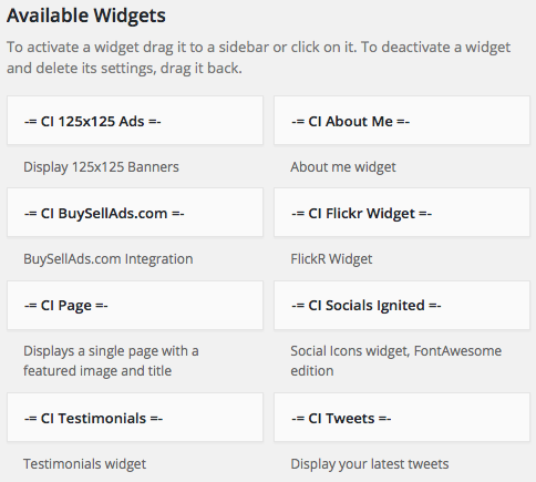 igloo-widgets
