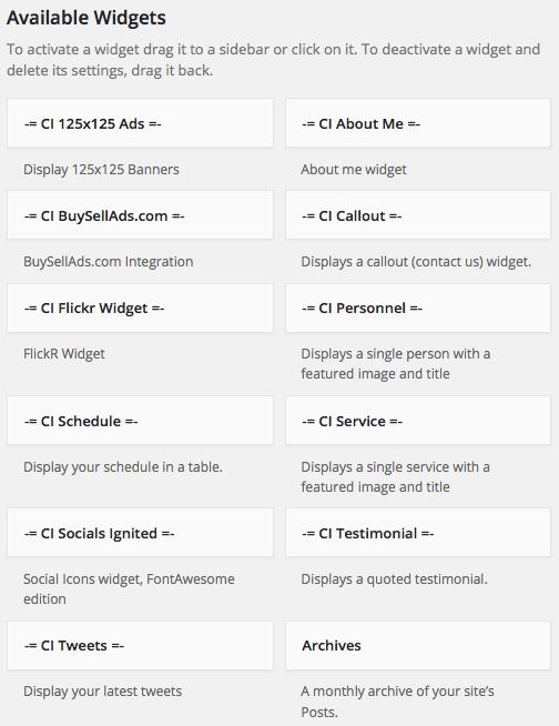 medi-widgets