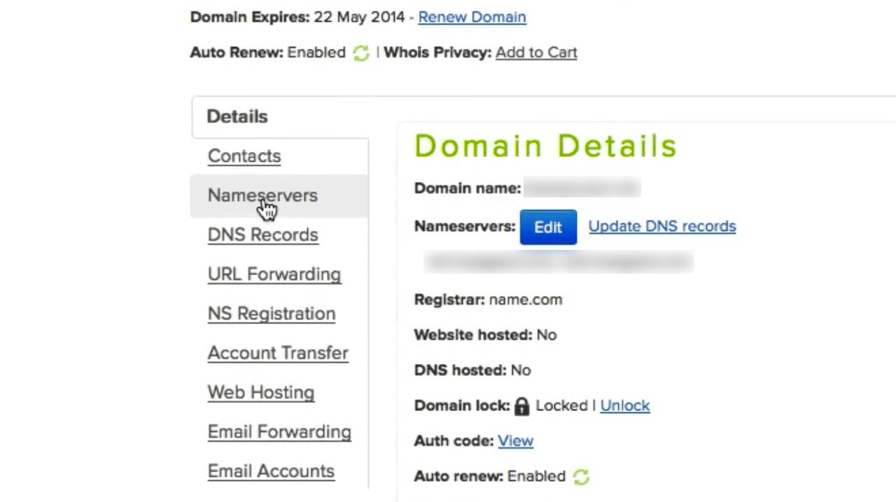 namecom-nameservers
