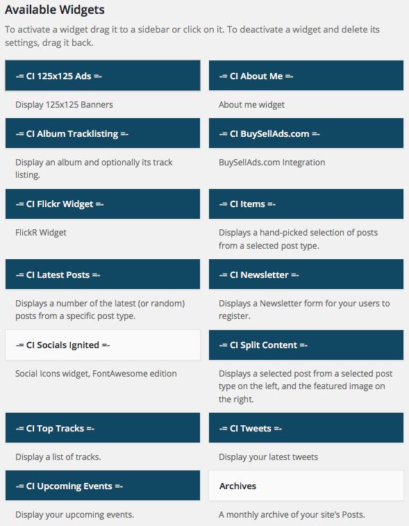 sessions-widgets