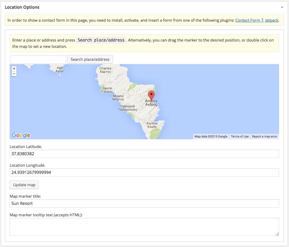 sunresort-location-options