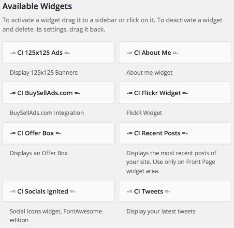 ultraseven-widgets
